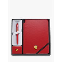Cross Ferrari Century 11 Journal & Rollerball Pen