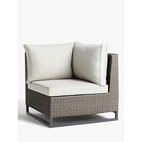 John Lewis and Partners Valencia Garden Corner Modular Chair Unit