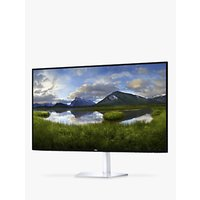 Dell S2719DM Wide Quad HD Monitor, 27, Black / Silver