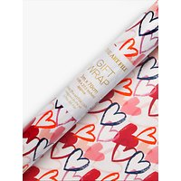 Art File Hearts Wrapping Paper, 3m