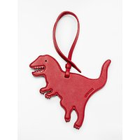 Coach Rexy Leather Ornament, 1941 Red