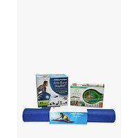 ProForm Stay Ball, Classic Yoga Mat & X-Finity Multi-Functional Resistance Bands