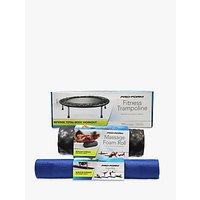 ProForm Mini Trampoline, Massage Foam Roll & Non-Slip Yoga Mat