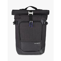 Samsonite Ziproll Recycled Laptop Backpack, Shadow Blue