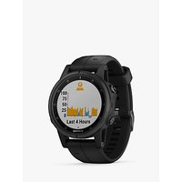 Garmin fēnix 5S Plus Sapphire GPS Multisport Watch, 4.2cm