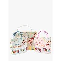 Jack & Lily Baby Monkey Gift Bag, Shopper