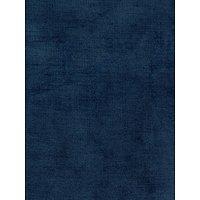John Lewis & Partners Victoria Plain Fabric, Navy, Price Band D