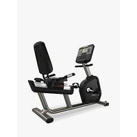 Life Fitness Club Series Plus Recumbent Exercise Bike