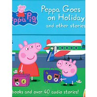 Peppa Pig Peppa Goes On Holiday and Other Stories Children's Book Set