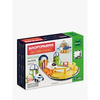 Magformers Special Edition Sky Track Play Set