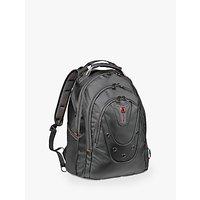 "Wenger Ibex Slim 125th Anniversary Ballistic 16"" Laptop Backpack"