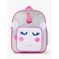 John Lewis & Partners Unicorn 3D Children's Backpack