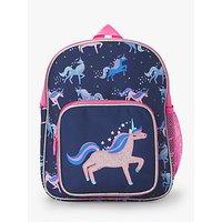 John Lewis & Partners Unicorn Children's Backpack
