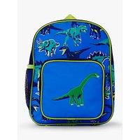 John Lewis & Partners Dinosaur Children's Backpack