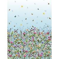 Matthew Williamson Deya Meadow Wallpaper Panel, W7265-01