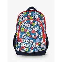 John Lewis & Partners Floral Children's Backpack