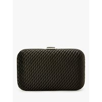 shop for John Lewis & Partners Stella Geo Box Clutch Bag at Shopo
