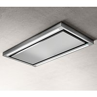 Elica Cloud Seven 90cm Duct-Out Ceiling Cooker Hood, Stainless Steel