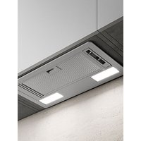 Elica ERA-STD-80 Built-in Cooker Hood, C Energy Rating, Stainless Steel