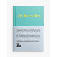 The School of Life On Being Nice Book