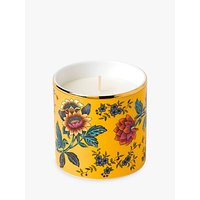 Wedgwood Wonderlust Tonquin Scented Candle, Yellow