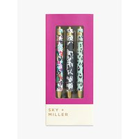Sky + Miller Pen Set, Pack of 3