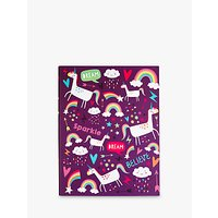 Fourth Wall Brands Unicorn Dreams A4 Ringbinder