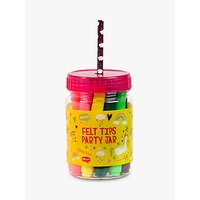 Fourth Wall Brands Unicorn Dreams Scented Felt Tip Pens in Party Jar