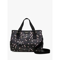 Radley Clouds Hill Medium Grab Bag, Charcoal