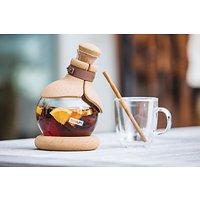 BODUM Melior Glogg Mulled Wine Decanter Set, 1L