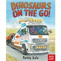 Dinosaurs On The Go Children's Book Boxset