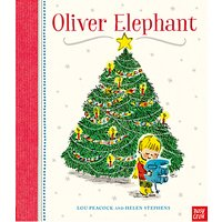 Oliver Elephant Signed Edition Children's Book