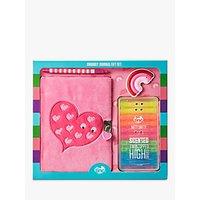 Tinc Snuggly Journal Set, Pink