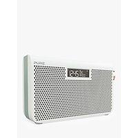 Pure One Maxi Series 3S DAB/DAB+/FM Portable Digital Radio, Jade White