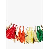 Ginger Ray Rainbow Tassel Garland