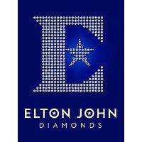 Elton John - Diamonds CD Album, 34 Tracks