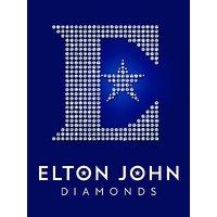 Elton John - Diamonds Vinyl Album, 21 Tracks