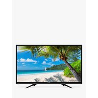 Linsar 24LED325 LED HD Ready 720p TV/DVD Combi, 24 with Freeview HD, Black