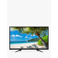 Linsar 24LED320 LED HD Ready 720p TV, 24 with Freeview HD, Black