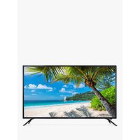 Linsar 50UHD520 LED 4K Ultra HD TV, 50 with Freeview HD, Black
