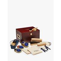Barker Shoe Care Valet Box, Brown