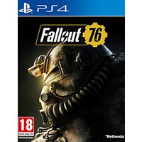 Fallout 76, PS4
