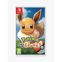 Pok ©mon: Let's Go, Eevee!, Switch