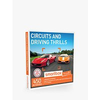 Smartbox by Buyagift Circuits and Driving Gift Experience