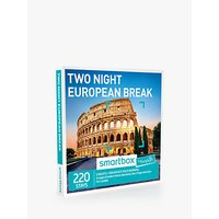 Smartbox by Buyagift 2 Night European Minibreak Gift Experience