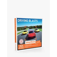 Smartbox by Buyagift Driving Blasts Gift Experience