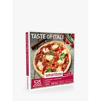 Smartbox by Buyagift Taste of Italy Gift Experience