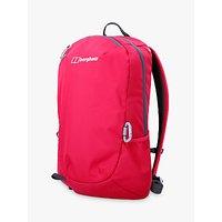 Berghaus Twentyfourseven+ 20 Backpack, Dark Cerise/Carbon
