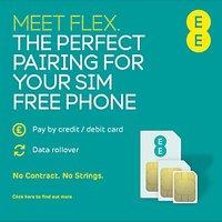 EE Flex Plan with Combi SIM Pack
