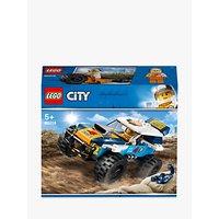 Image of LEGO City 60218 Desert Rally Racer